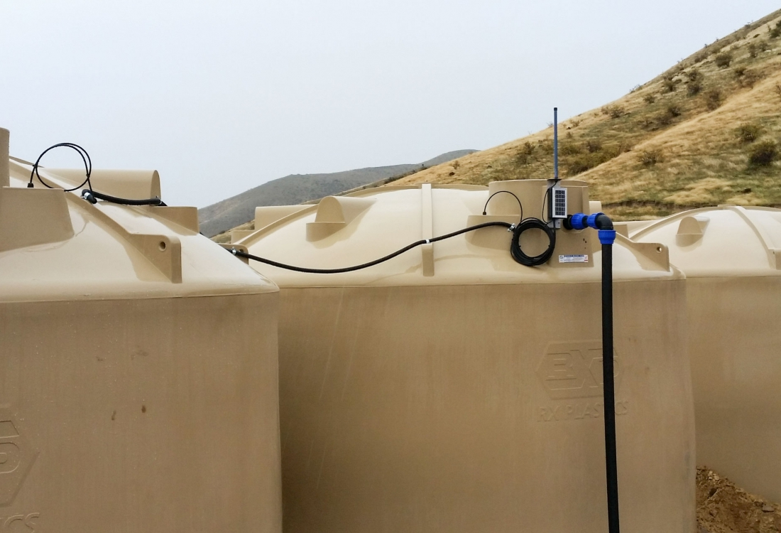 Water Tank Monitoring