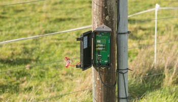 Electric Fence Monitor